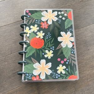 Happy Planner Mini - Lovely Blooms (blank)